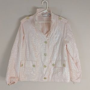 Chico's Zenergy • Blush Pink Casual [Jackets]
